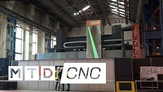 #SwarfandChips - 'The UK's largest 5 axis VTL' - 18/10/2018 - Ep99