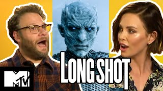 Seth Rogen & Charlize Theron on Game of Thrones, Marvel & Long Shot | MTV Movies