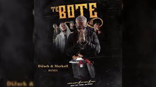 Nio Garcia Ft  Darell, Casper Magico, Bad Bunny, Ozuna, Nicky Jam - Te Bote  (DiJack & MarkoH Remix)