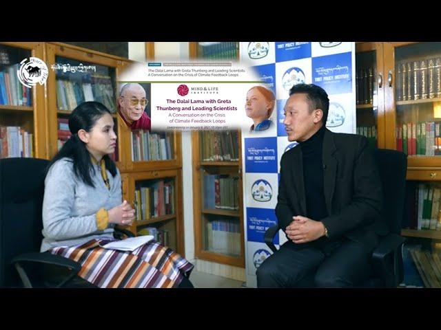 Dalai Lama, an environmentalist: In conversation with Tenpa Gyaltsen Zamlha