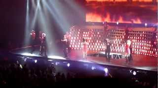 Steps 'Better The Devil You Know/Judas' The Ultimate Tour 2012