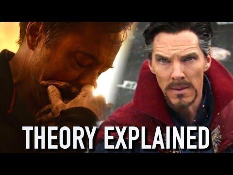 Doctor Strange's Decision Explained   Avengers: Infinity War Explained