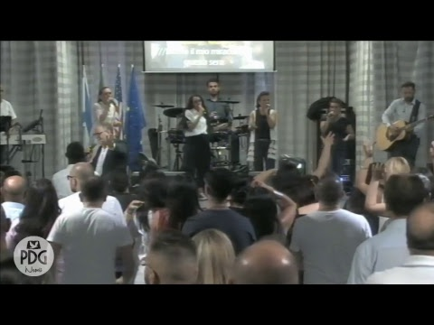 Worship Sevice| Special guest Nausica Della Valle | 16-07-2017|| Live