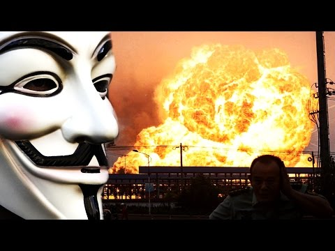 Thumbnail: Anonymous - Biggest Threat to Humanity and Earth... (Fukushima LEAK 2017-2018)