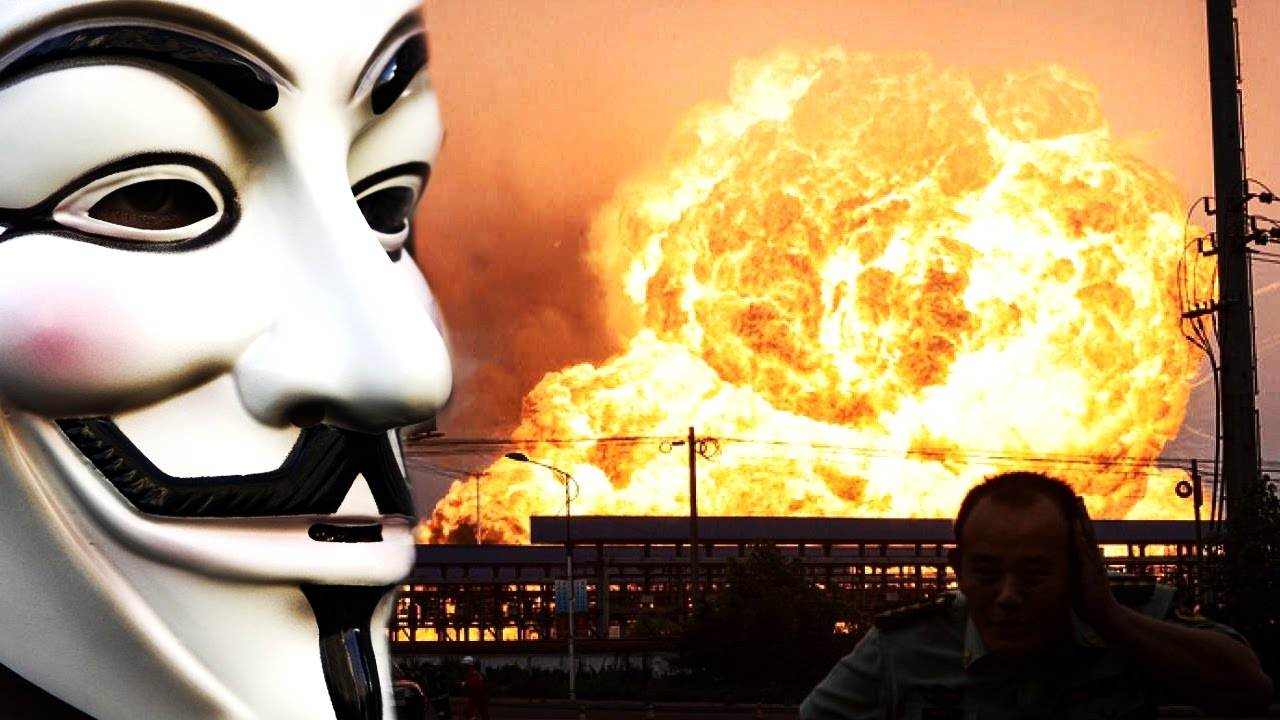 Anonymous - Biggest Threat to Humanity and Earth... (Fukushima LEAK 2017-2018)