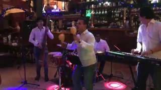 Ламбада Frank Velazquez & Latinos латино группа,поют,играют и танцуют кубинские музыканты в Москве