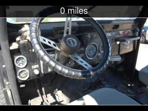 1979 Jeep Cj Used Cars Killeen Texas 2014 11 29 Youtube