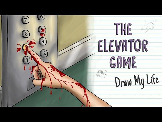 THE ELEVATOR GAME, A KOREAN RITUAL   Draw My Life