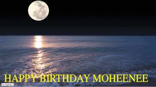 Moheenee  Moon La Luna - Happy Birthday