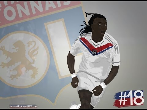 Bafétimbi Gomis ● Olympique Lyonnais ● 2009-2014