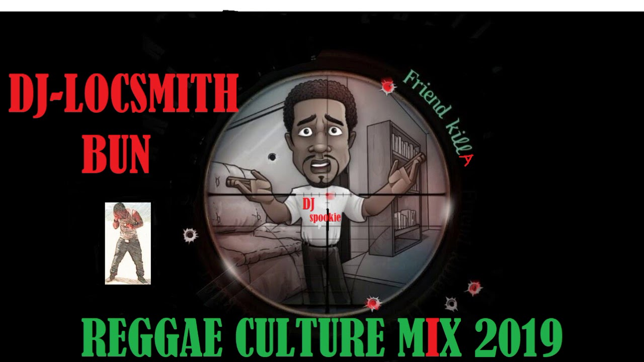 DJ-LOCSMITH-BUN FRIEND KILLA-REGGAE CULTURE MIX MARCH 2019-RYGIN  KING/CHRONRIC LAW/SHANE O/POPCAAN