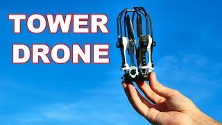 Tower Drone Or Something - Eachine E53 WiFi FPV Selfie Drone - TheRcSaylors
