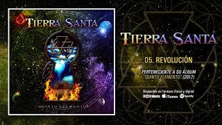 """TIERRA SANTA """"Revolución"""" (Audiosingle)"""