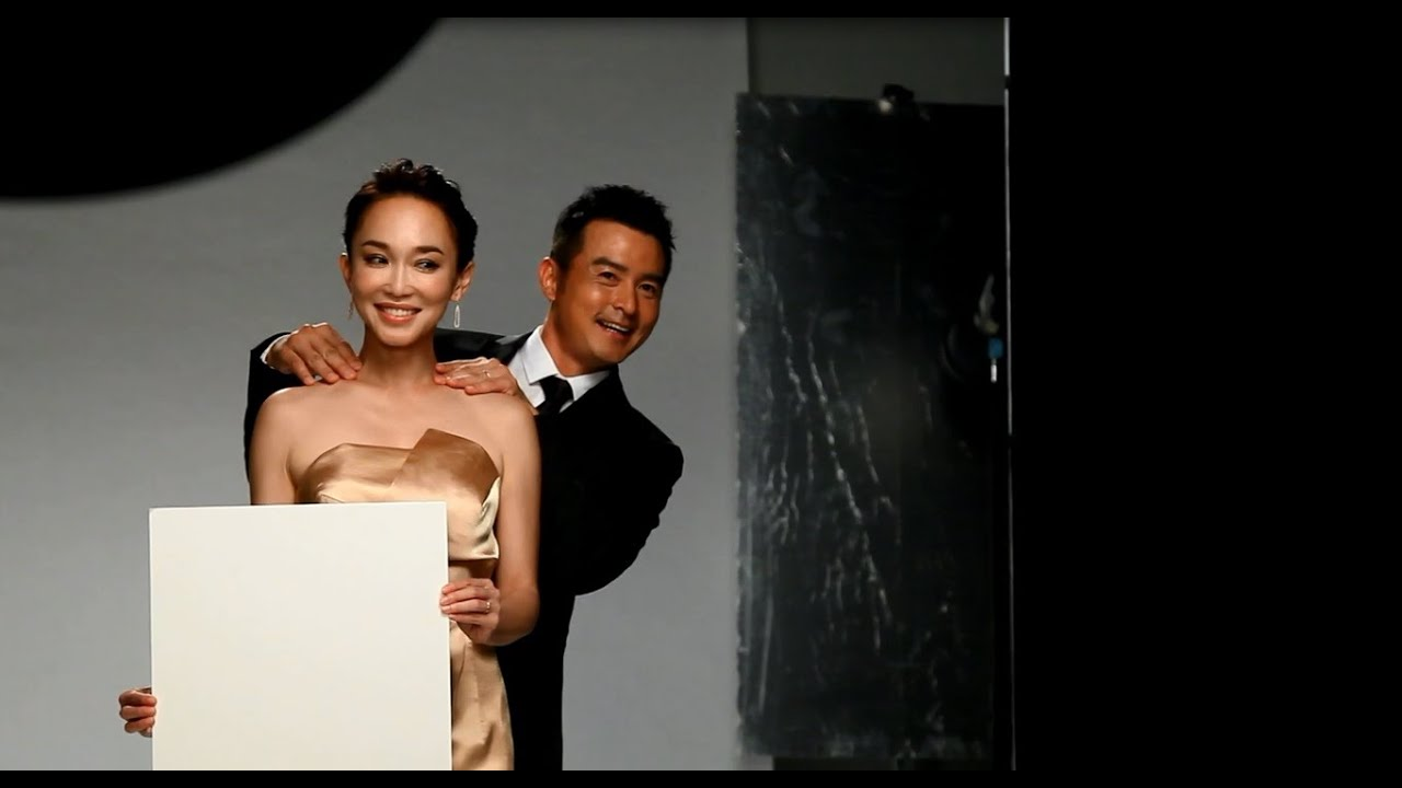 OSIM uMagic TVC Behind-the-scenes with Fann Wong ...