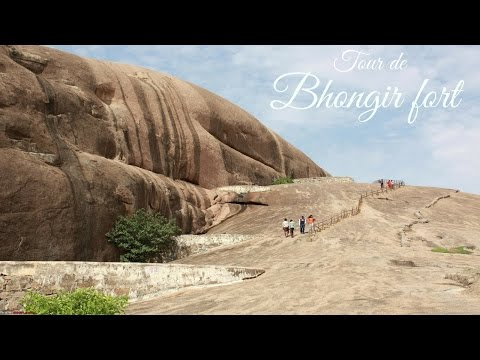A Weekend getaway to Bhongir Fort | Hyderabad.