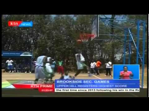 East Africa Brookside sponsored secondary school games enters third day in Kigali Rwanda