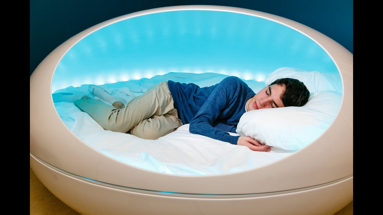 Children s hospital perceptual pod bed transport by alberto frias