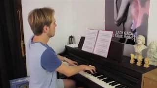 Us by Regina Spektor Piano Cover - Dylan Kelly