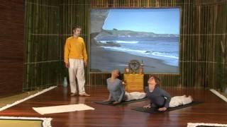 Traditional Hatha yoga lesson 2