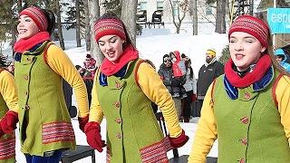 カナダ、世界最大級の冬の祭典=世界遺産都市ケベック、雪や氷楽しむ魅力満載