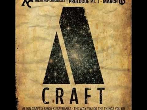 Aleon Craft - Look Twice ( Produced by SMKA )