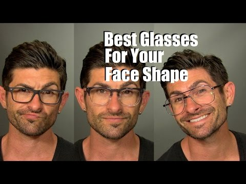 How To Choose The Best Glasses And Frames For Your Face Shap