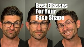 How Choose Best Gl And Frames Your Face Shape