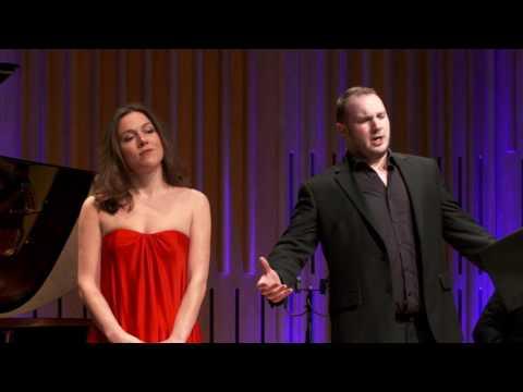 Brahms: Vor der Tür - Myrthen Ensemble at Leeds Lieder Festival 2016