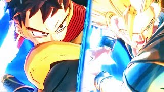 NEW DUAL ULTIMATE! NEW FREE & PAID DLC PACK 6 - Dragon Ball Xenoverse 2 Part 147 | Pungence