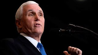 Live: Vice President Mike Pence Speaks In Arizona As Coronavirus Surges