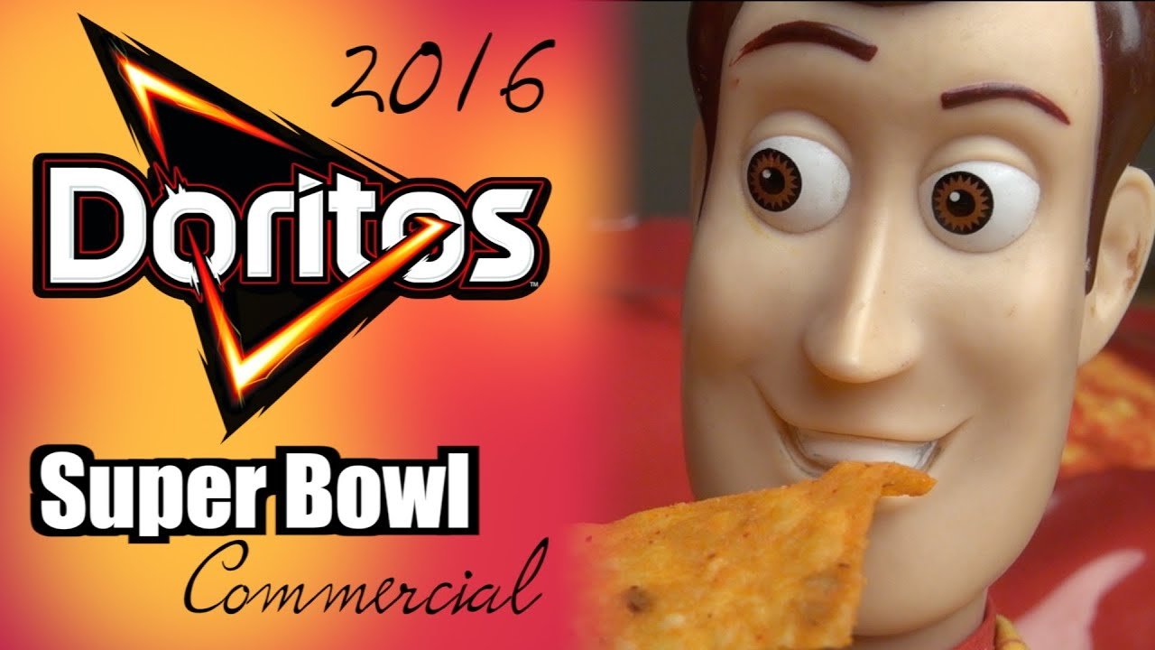 Doritos 2016 NFL Super Bowl 50 Commercial: Parody Ad – Toy Story 4 – Woody,  Buzz & Batman 2017
