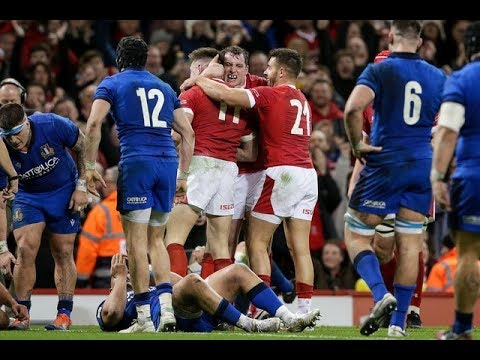 Highlights: Wales V Italy   Guinness Six Nations