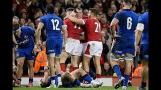 Highlights Wales v Italy Guinness Six Nations
