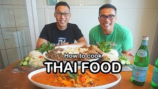 How to cook THAI FOOD