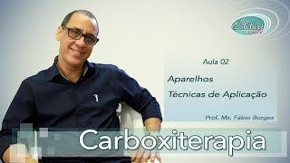 Carboxiterapia - Aparelhos e Técnicas de Aplicação (Aula 2)