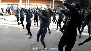 Flashmob INSAT 2017-2018 - Journée fin de promotion [PARODY]