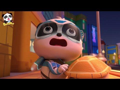 Emergency! Baby Panda