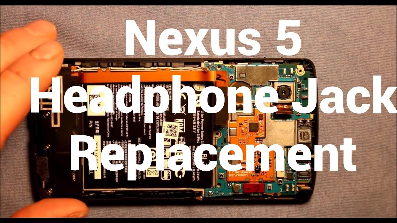Wiring Audio Jack Lg G2 Free Download Diagrams Diagram Nexus 5 Headphone Replacement How To Change Youtube At Software