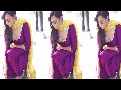 Beautiful Purple Color Salwar Suits Designs Ideas||Purple Color Combinations Punjabi Suits