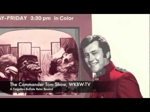 WKBW-TV, Commander Tom Show, Forgotten Buffalo Retro Rewind