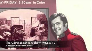 WKBW-TV, Commander Tom Show, Forgotten Buffalo Retro Rewind