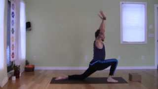 Yoga Movement by Broga: Low Lunge Sun Salutation