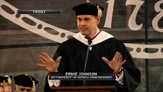 Inside the NBA: EJ Speaks At UGA