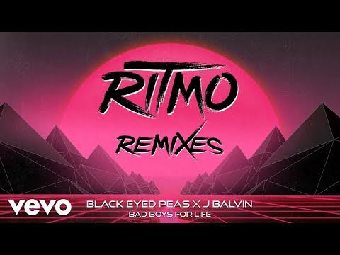The Black Eyed Peas, J Balvin - RITMO (Bad Boys For Life) (Rosabel Club Remix - Audio)