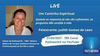 Live: Um Caminho Espiritual - Judith Leon