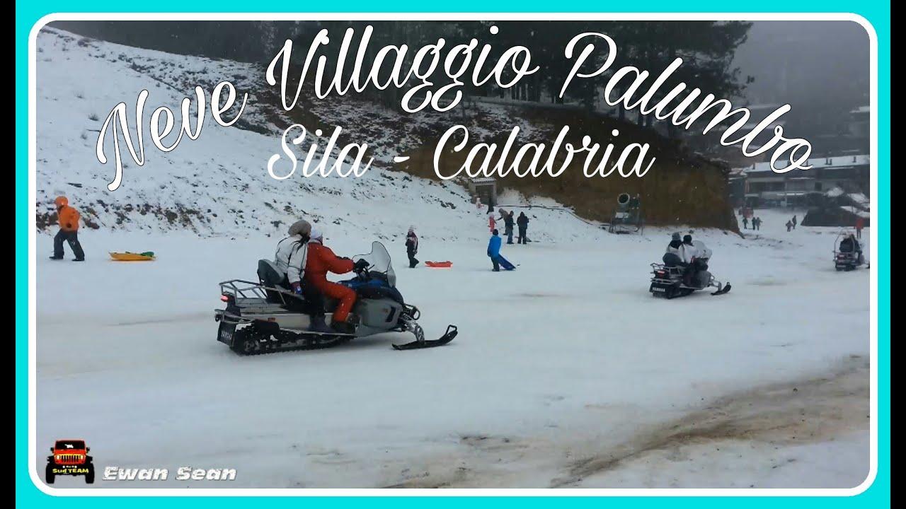 Neve villaggio palumbo palumbosila calabria for Villaggio palumbo