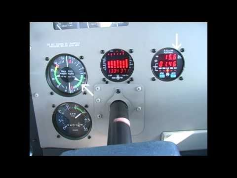 Todd's Tips - Fuel Injected IO550 LOP At 9,000 MSL - YouTube