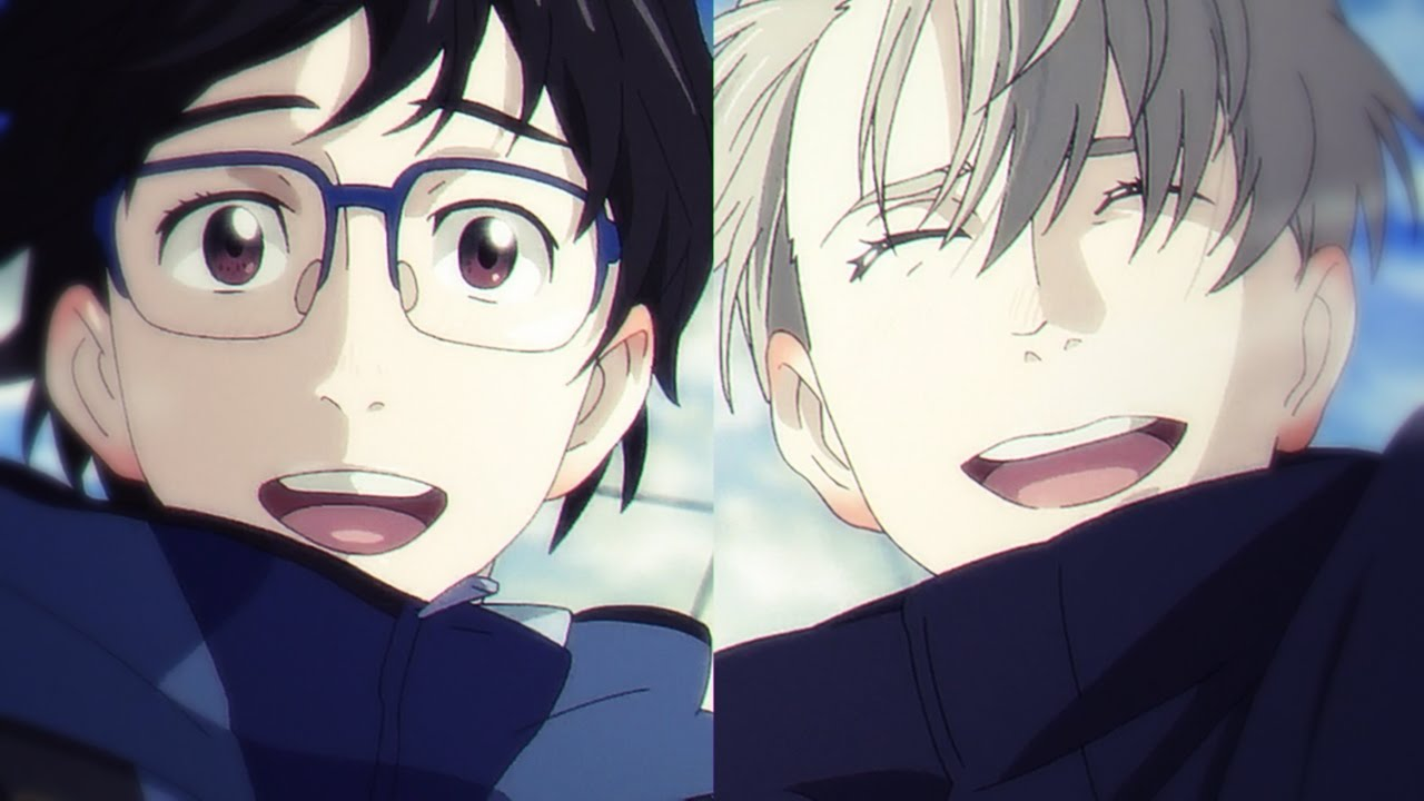 Anime Characters That Look Like Me : Amv don t let me down yuri on ice youtube