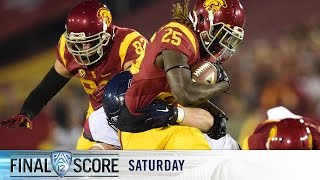 Highlights: USC runs past Arizona