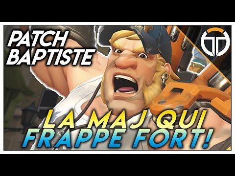 ►LE PLUS GROS PATCH DE L'HISTOIRE EST ARRIVÉ!!!◄ OVERWATCH FR thumbnail